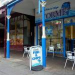Foto de The Orme Traditional Fish & Chips