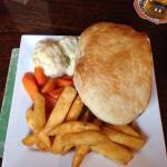 Steak & Ale Pie is the best