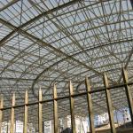 Vista cubierta vidriada