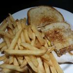 Grilled sandwich option, Victoria Inn  |  160 Hyw. #10-A North, Flin Flon, Manitoba R8A 1M9, Can