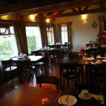 Senderos dining room