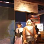 First Floor Exhibits