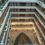 Lobby and Rooms panoramic view