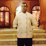 Nandlal, the sous chef at the Laxmi Niwas Palace.