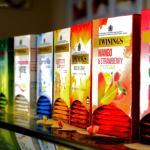 Twinings fruit and herbal tea