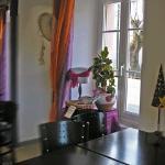 Chez Damaselles salon de the