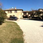 The driveway to Il Borghetto