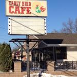 Early Bird Cafe, Keego Harbor, Michigan