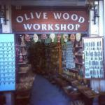 Olive Wood Workshop