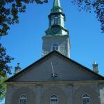 La Cathédrale Épiscopale de la Sainte-Trinité et son architecture palladienne