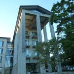 Junior suites with balconies