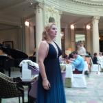 Madrid Palace Hotel La Rotonda Opera Brunch #1