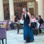Madrid Palace Hotel La Rotonda Opera Brunch #2