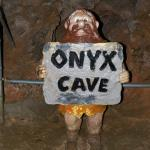 the guard of the caves! Happy looking little chap!
