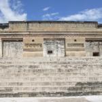 façade du groupe des colonnes
