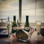 Girlie weekend - Prosecco and a stunning sea view!