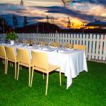 Cena bordo Piscina / Dinner by the Pool