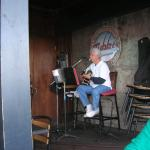 Butch & Guitar at Tubby's
