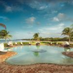The Pool Bar & Cabanas at Playa Santana