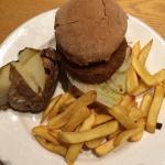 Vegetarian Burger - Very Good