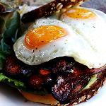 BLT with Breakfast egg