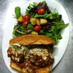 LUNCH - Meatball Sandwich
