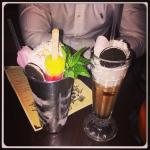 Best cocktails we had! No need for desert ����