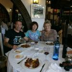 Mi marido, mi madre y yo