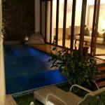 Love the pool..