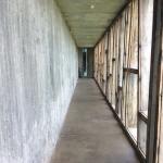 uno de los hermosos pasillos