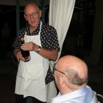 Johan presents 'fonkelwijn'