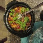 sauteed fish dish