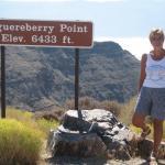 Aguereberry point,