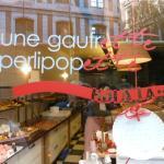 Foto van Une Gaufrette Saperlipopette