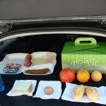 Contenido del picnic