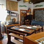 Bruges schoolroom of old