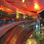 Terrasse de l'hippodrome Meydan