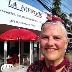 Great atmosphere at La Frenchie!