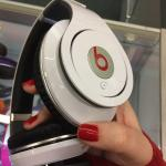I got these Beats by Dre Studio headphones for $100. (MSRP $200)