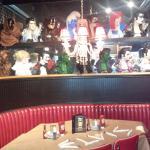 Graceland table