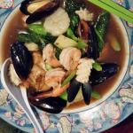 The Special of the Day, Seafood