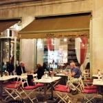 Gina La Fornarina: The restaurant