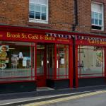 Brook Street Cafe, Chester