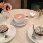 Oreo Cupcake & Liquirice Cupcake