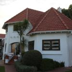 Vue de la guest house