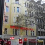 Berolina an der Gedächtniskirche Foto