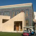 Mosque in Katara