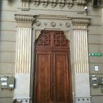 Another of Three Doors to the Synagogue