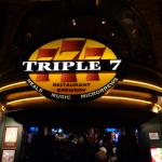 Front of Triple 7 Brewpub