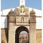 Porta de Santo Antonio (2a linha de Fortificacoes  - Sec. XVII)